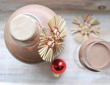 Świąteczny likier czekoladowo-piernikowy