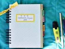 pomysł na notatnik