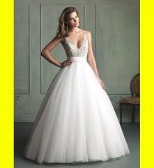 Mam do sprzedania piękną Allure Bridals 9103 z kolekcji 2014 w rozm. 36