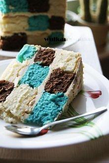 tort w kratkę, przepis klik