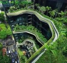 Blokowy ogród