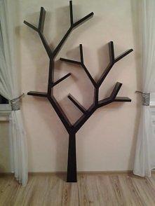 Półka jak drzewo 205x120x16...