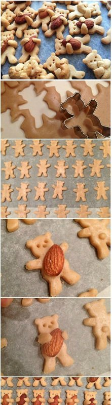 misiowe ciasteczka
