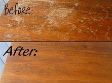 Jak usunąć rysy z drewniane...