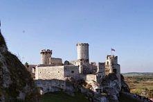 Zamek Ogrodzieniec - atrakc...