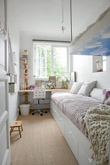 Kiedy pokój jest bardzo mały