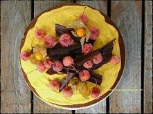 Ciasto marchewkowe z kremem dyniowym :)