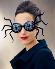 Okulary na halloween
