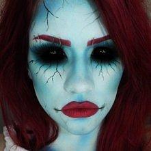 Mrrrrr halloweenowy upiorek :)