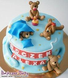 tort dla maluszka