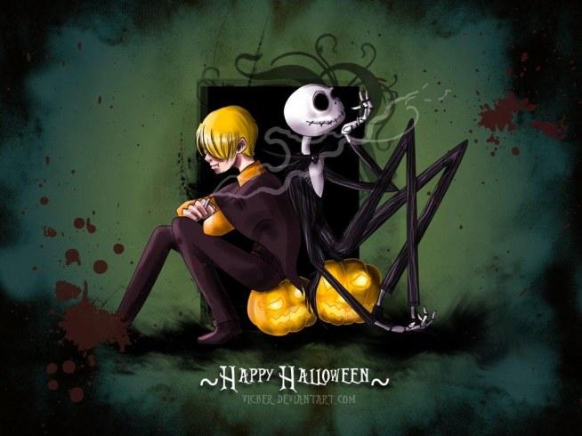 Halloween w wersji mangowej