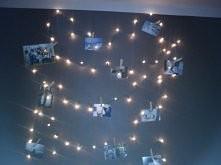 lampki & zdjęcia- najlepsze połączenie