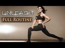 30 Mins Indoor Workout - Unleash Full Routine - Bipasha Basu Unleash