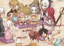 Fairy Tail za młodu <3
