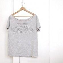 :) fajna koszulka