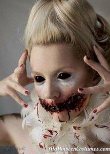 Odważnie  na Halloween