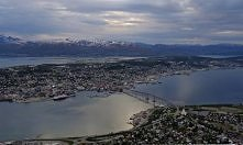 Tromsø latem.