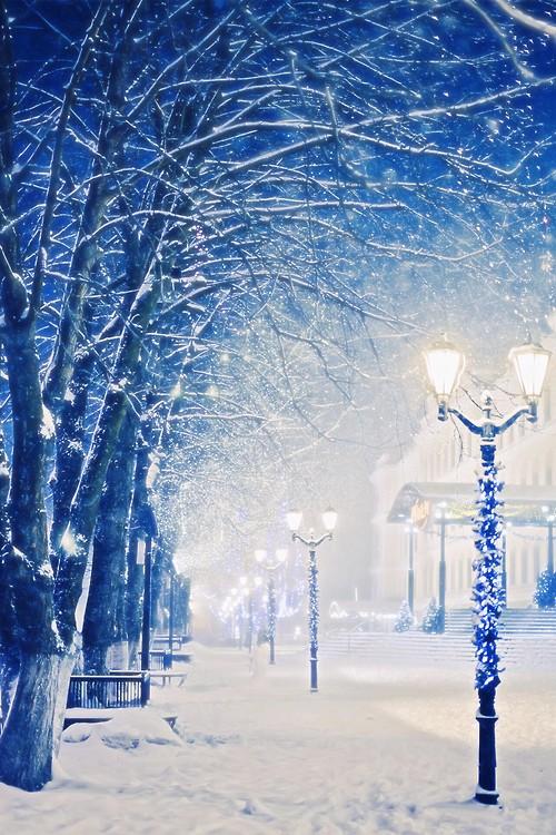 śnieg ! ☺