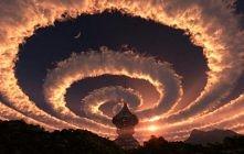 Niesamowite zdjęcie. Spiral...