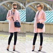 Różowy płaszczyk - tego potrzebujemy najbardziej :)