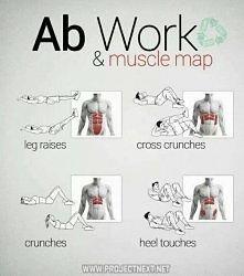 ćwiczenia dla brzucha