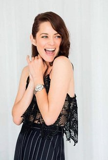 Marion Cotillard , photographed by Eliott Bliss for Maxima magazine, Oct 2014.