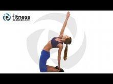 Bodyweight Only Fat Burning HIIT Cardio Workout... Zamierzam pozbywać się tłu...
