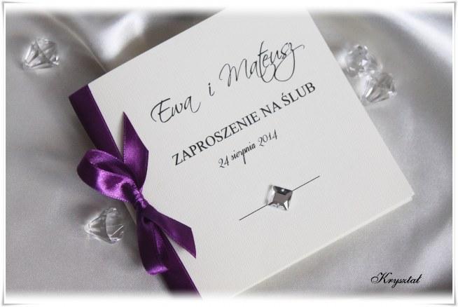 Rafmalkards Allegro Zaproszenia ślubne Zapraszam Na Zaproszenia