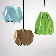 lampy origami - instrukcja ...