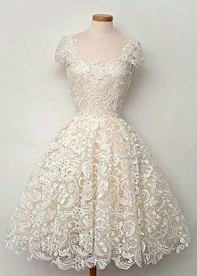 sukienka+koronka