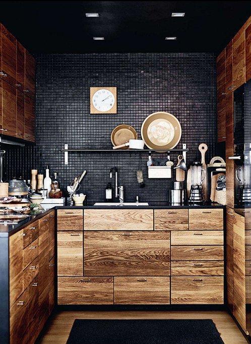 pomys� na kuchnię na inspiruj�ce wnętrza zszywkapl