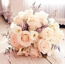 cudny bukiet ślubny