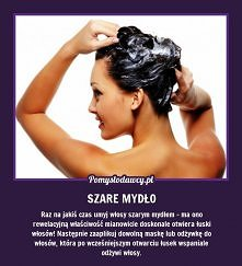 Czy ten trik działa? Jak przebiega mycie takich włosow? Czy trzeba je umyc wstepnie szamponem czy same mydlo sobie z nimi poradzi? <<klik w zdjecie>>