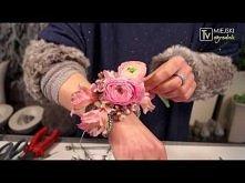 Sekunda dla Kwiatów - Bransoletka florystyczna - S01 E16