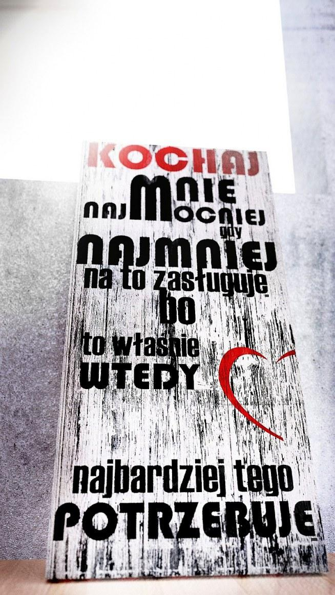 """""""Kochaj mnie najmocniej gdy najmniej na to zasługuję, bo to właśnie wtedy najbardziej tego potrzebuję"""" SFD Skandinavisk Möbeldesign"""