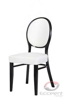 """Linia """"Classic"""" to krzesła i fotele, które łączą estetykę klasycznych """"ludwików"""" ze szlachetną prostotą formy. Wyróżniają się wyrafinowanymi kształtami oraz wyszukanymi wzorami ..."""