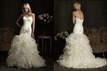Allure Bridals. model 8915