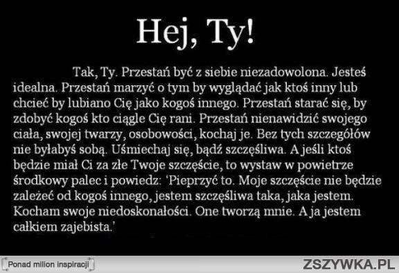 zszywka cytaty Hej, Ty.. :) na Sentencje, cytaty ;)   Zszywka.pl zszywka cytaty