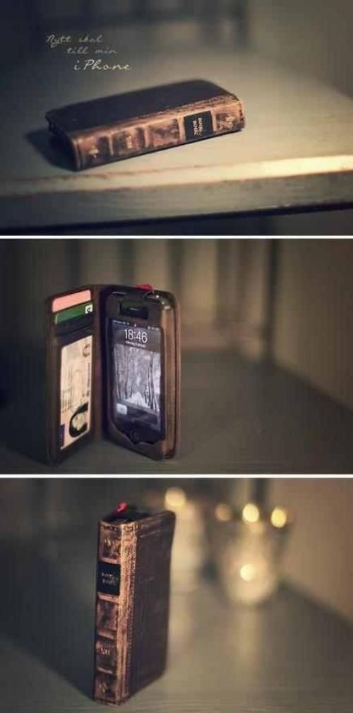 Idealny pokrowiec na telefon :)