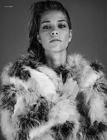 Ana Beatriz Barros w wersji bardzo glamour dla Harper's Bazaar Kazakhsta...