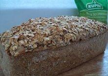 Chleb żytnio-orkiszowy na zakwasie z kaszą jęczmienną