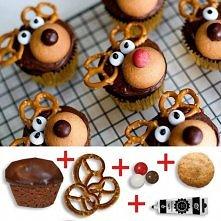 Pomysł na świąteczną, jadalną dekorację stołu ;)
