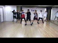 BTS 'Danger' dance practice
