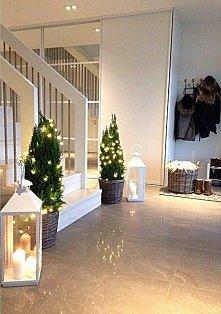 piękna dekoracja świąteczna!