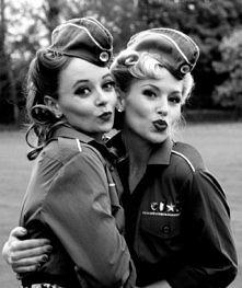 1940's military la...