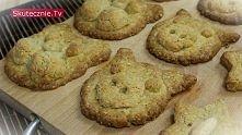 owsiane ciastka z masła orzechowego - proste i szybkie w przygotowaniu
