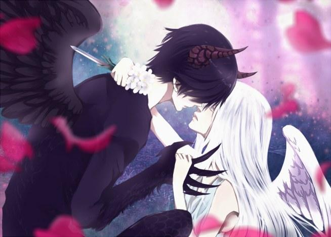 Anioł I Demon...:) Na Anime ; 3
