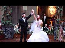 pierwszy taniec- wspaniale zatańczony walc Dagmary i Artura .The Best first dance.