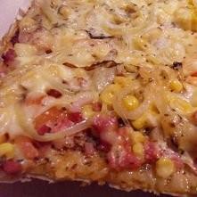 Domowa pudliszkowa pizza   Skladniki na 4 osoby, ok.50 minut   Kukurydza konserwowa 400g Kukurydza konserwowa 400g Ketchup łagodny 205g DOMOWA PUDLISZKOWA PIZZA 4 osobyok. 50 mi...