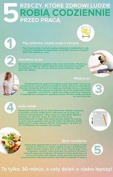 5 rzeczy dla lepszego dnia